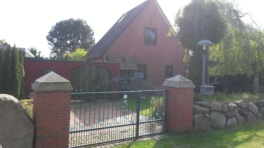 Schönes Haus in Heidkate/Ostsee - Wisch - Casa