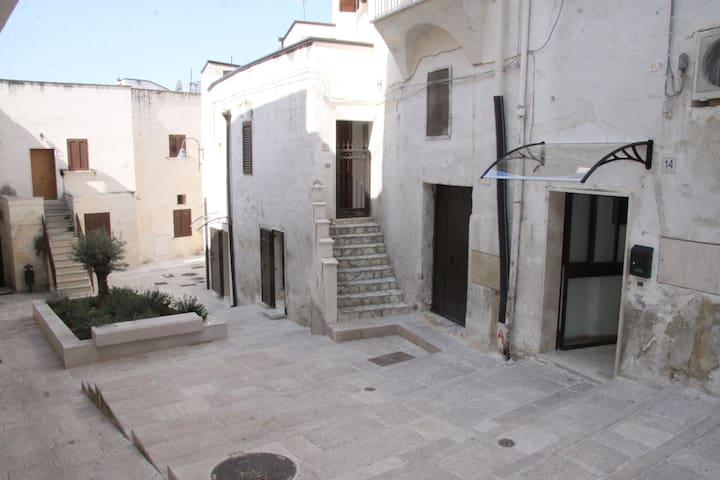 Il Sasso - Gravina in Puglia - Dom