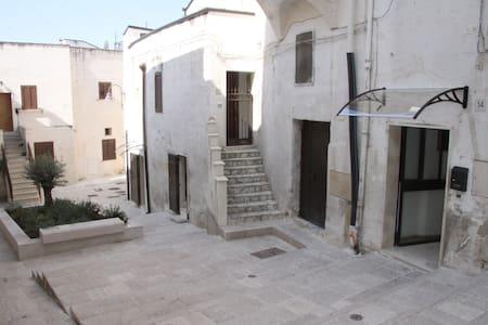 Il Sasso - Gravina in Puglia