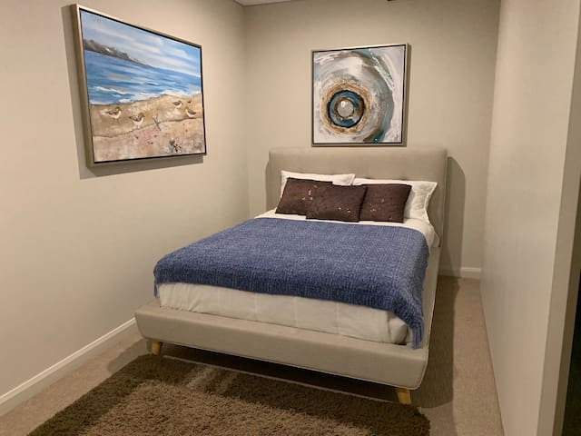 3rd Bedroom with comfortable double bed