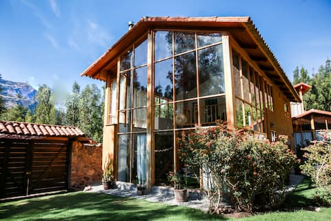 Rustic chic, sunny house in Sacred Valley, Cusco