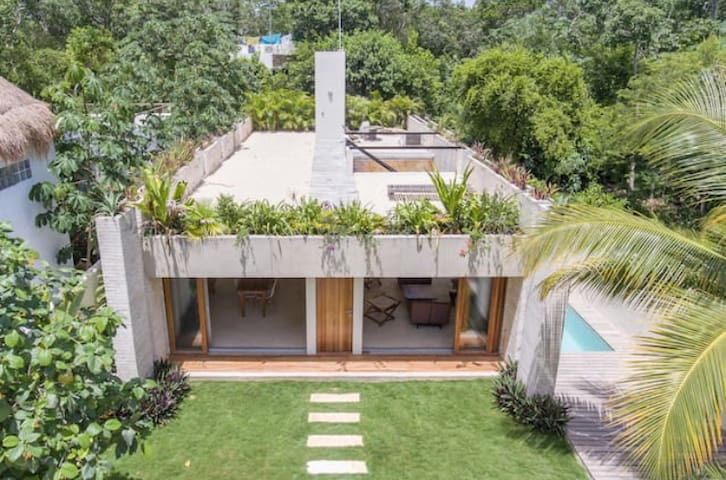 PROSPERITY HOUSE, private villa in Tulum - Quintana Roo - Villa