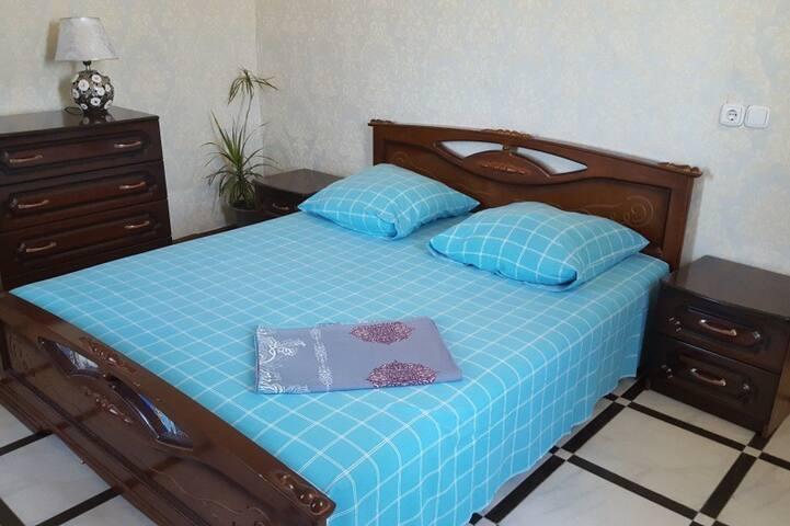 Отдельное жилье в Должанке недалеко от пляжа