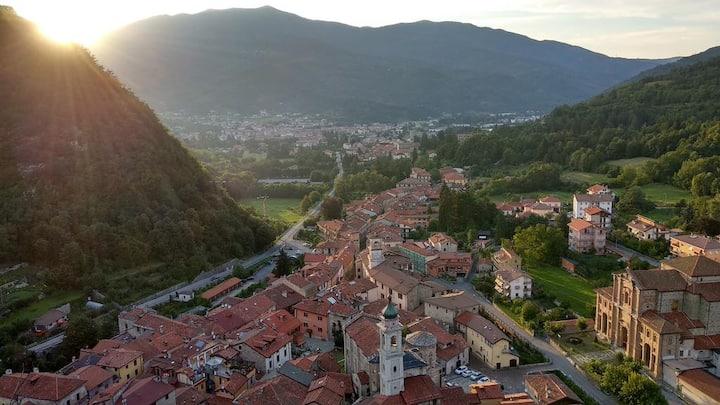 Historic Townhouse in Ligurian Alps