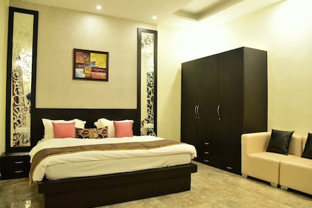 A Luxury 2BHK amidst lush greenery in Amritsar