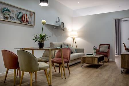 Apartamentos Turísticos Moret11 Centro 1B