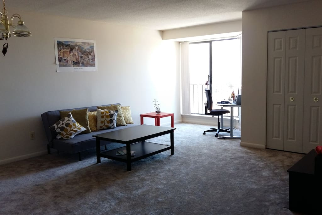 big 1 bedroom apt downtown dc apartments for rent in