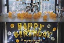 客照~举办生日的好地方~