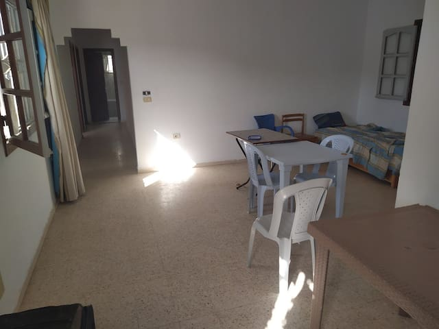 An affordable 2bed room in the heart of Monastir