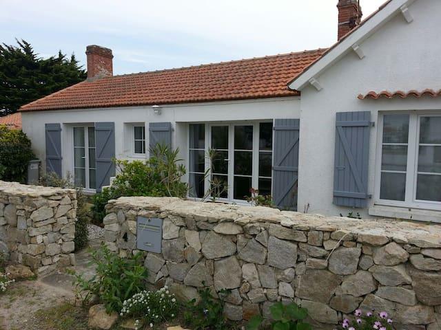 Maison typique Ile de Noirmoutier - L'Épine