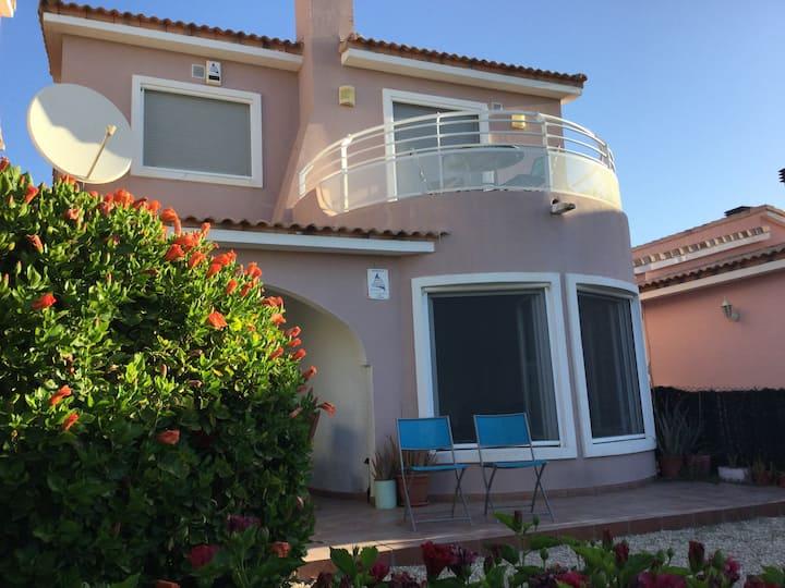 Casa Flamingo, 3 slaapkamers en 2 badkamers