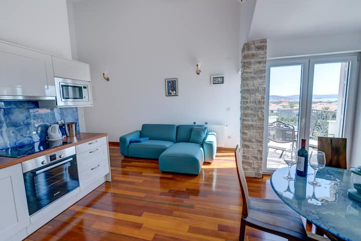 Villa Kos - A-4, Apartment for 2-4, Swimming pool