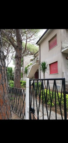 Luxury apartment in Marina di Grosseto sea place