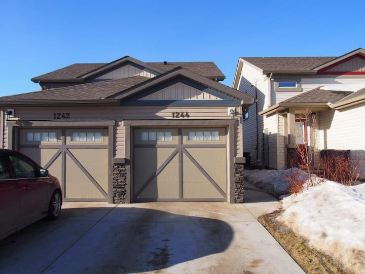 Great Lower Condo on the Westside of Lethbridge.
