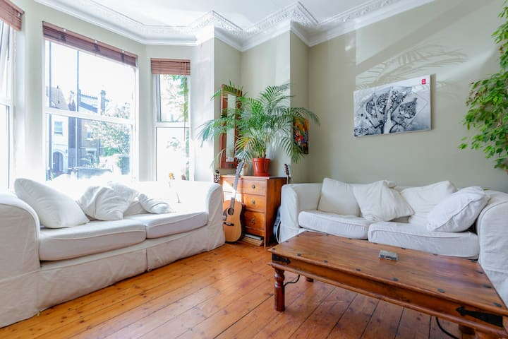 Beautiful garden flat in Streatham. - London - Apartment