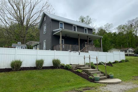 Read the Reviews =Ohiopyle's Best AirBnb Awaits!