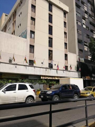 Hotel Líder