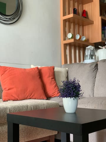 Best Cozy 2BR Apartment at Cinere Bellevue