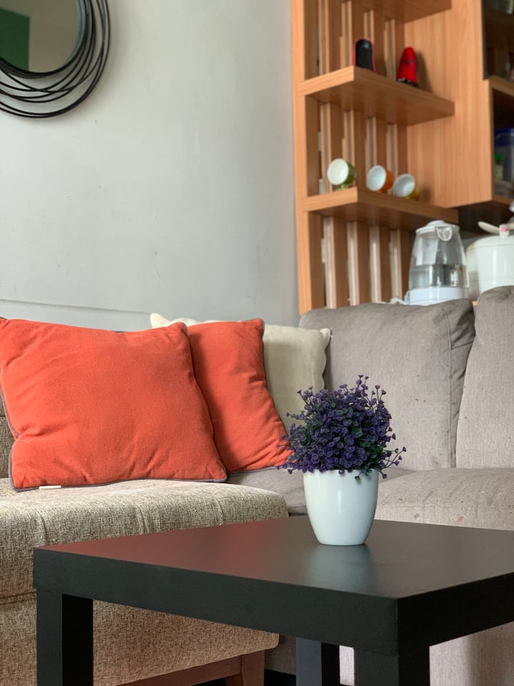 Cozy 2BR Apartment at Cinere Bellevue