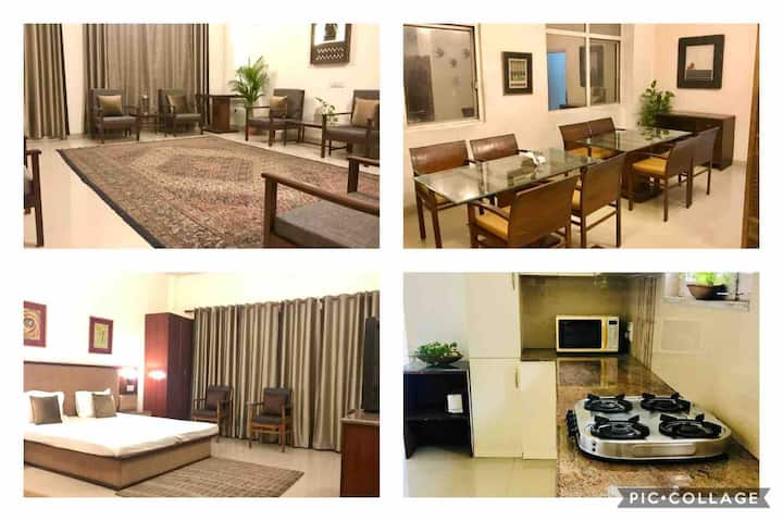 Premium 2 BHK Apartment in a Serene City Bungalow