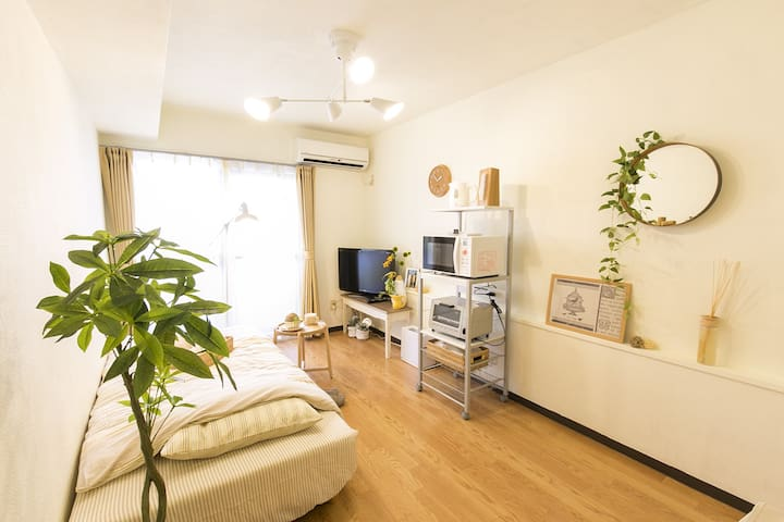 Located between Nagoya Sta. and Toyota Sta./#32 - Tenpaku Ward, Nagoya - Apartemen