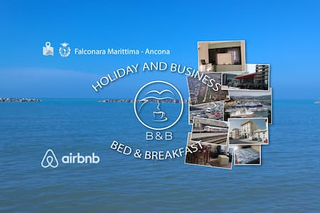 Near to the Sea, Cozy Room - Bed&Breakfast - Falconara Marittima - อพาร์ทเมนท์