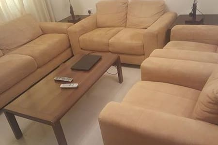 Spacious Fully Furnished 1 Bed Apartment - Doha - Appartement