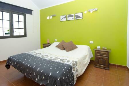 Sencilla habitación en hogar tranquilo y acogedor - Appartement