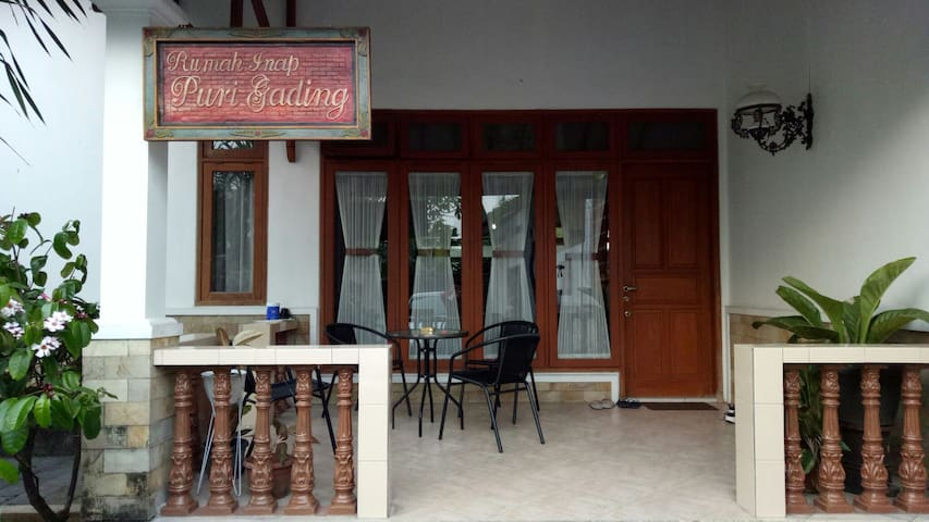 Rumah Inap Puri Gading