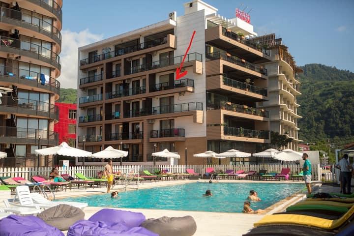 "408 - 1 Apartment in ""Mgzavrebi"""