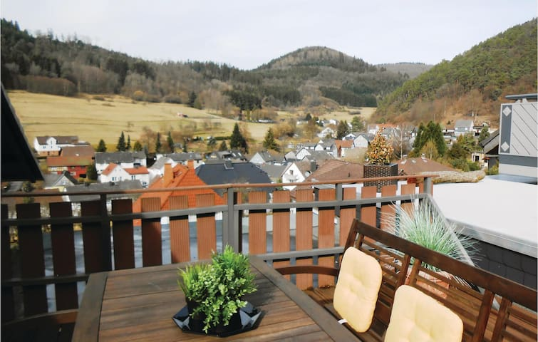 Holiday apartment with 1 bedroom on 40 m² in Biedenkopf