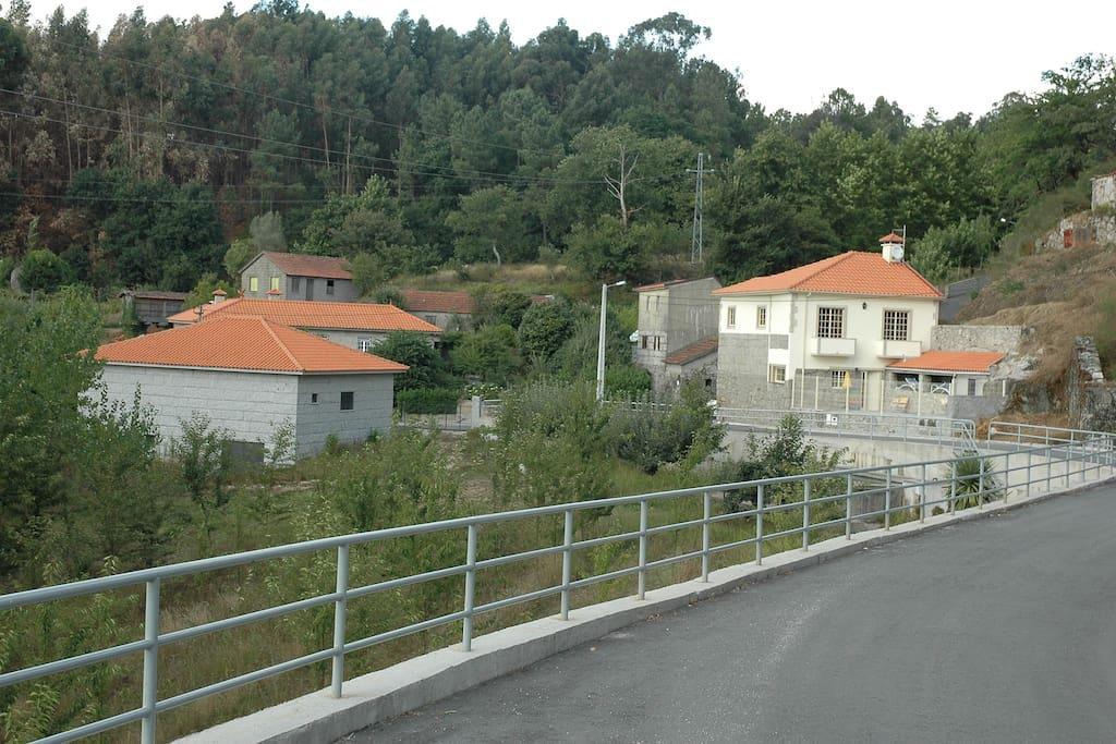 Vila Arnozela Maison Au Calme Maisons Louer Fafe