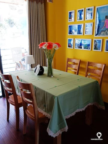 A home with Chinese cook course - Fuzhou - Appartement