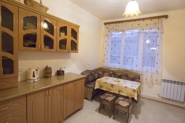 Трёх комнатная квартира в центре  - Yerevan - Leilighet