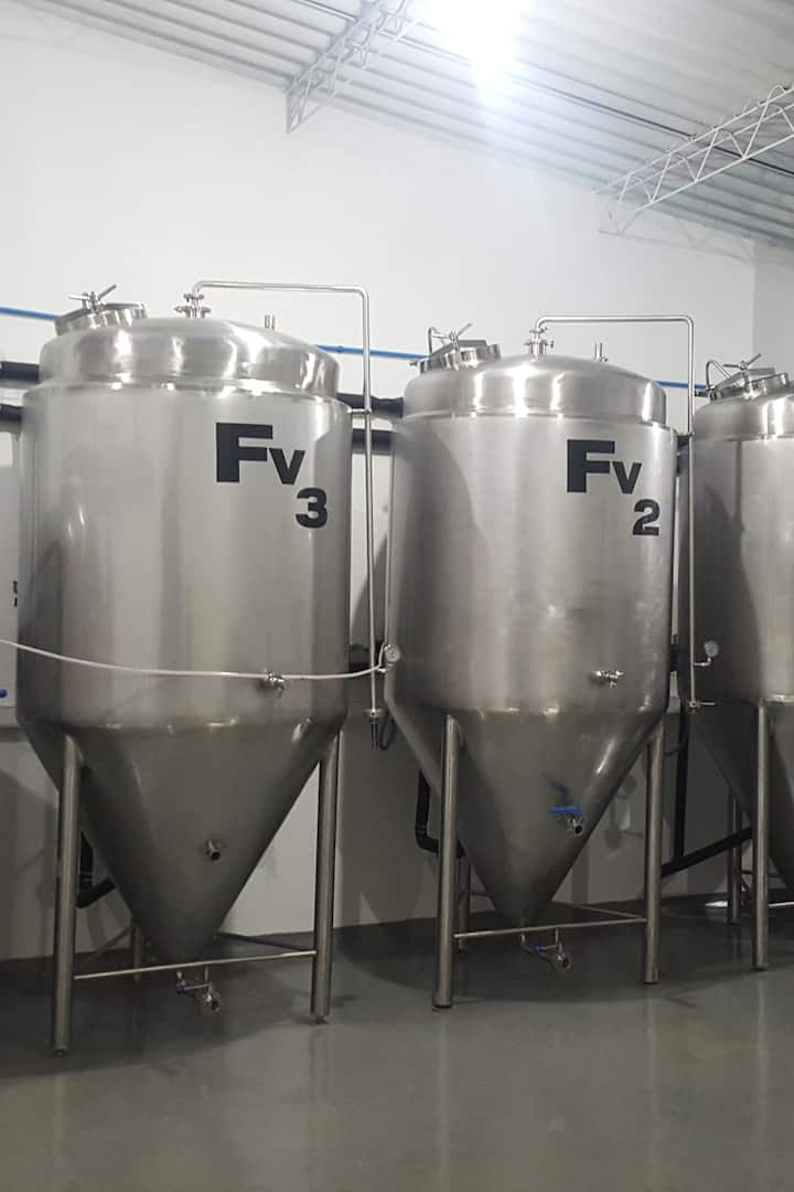 La Milagrosa brewery