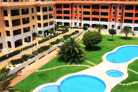Apartamento I Jardines de las Marinas