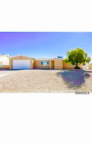 Quiet Southside Remodeled Lake Home - Lake Havasu City - Casa