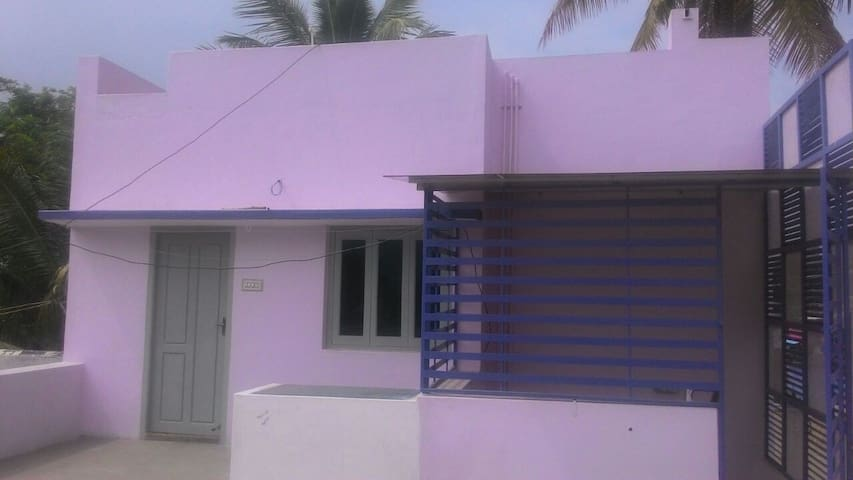 HomeStay nearby cumbum valley - Gudalur - Casa
