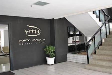 Flat Porto Jangada Suite Master - Fortaleza