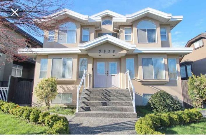 Beautiful house close to downtown Vancouver