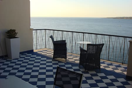 Ortigia lovely suite seafront - Syracuse