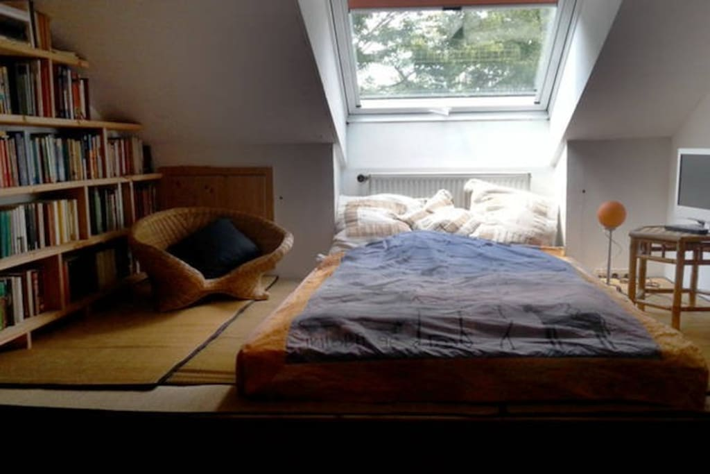 Room adapted for 2 persons.