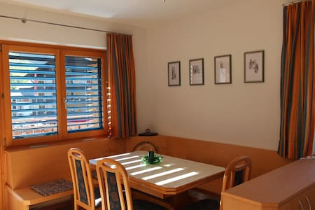 Helle 3.5 Zimmer im Zentrum direkt an der Skipiste - Triesenberg