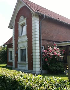 Private Gästezimmer - Blomesche Wildnis - Ház