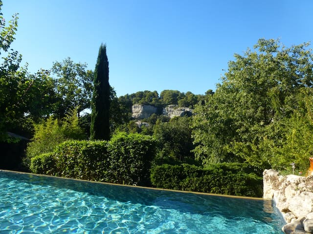 Provencal Luxury Villa with pool  - Le Beaucet - Casa