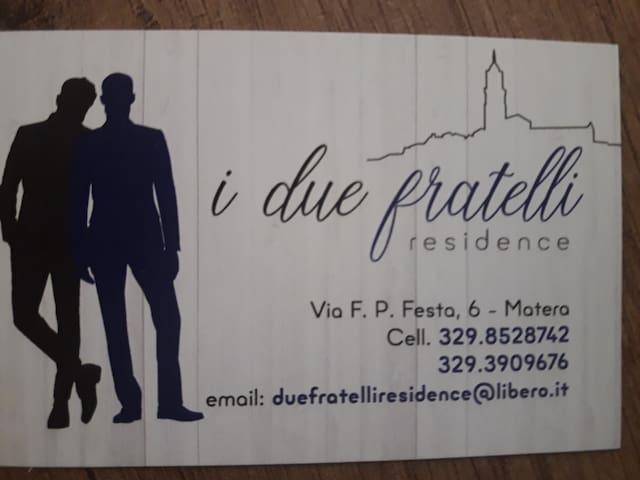 RESIDENCE I DUE FRATELLI