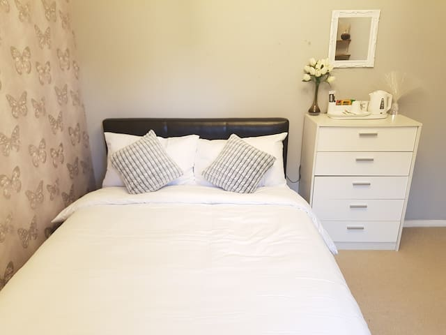 Beautiful & Cosy Double Room