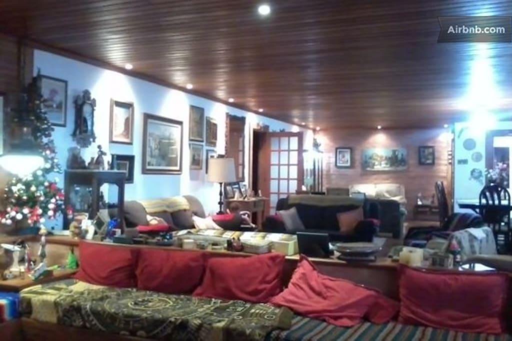 Sala para 04 ambientes