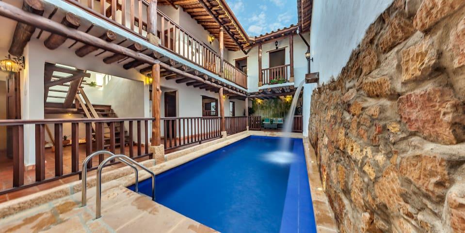 Acogedora Casa Bari La Loma