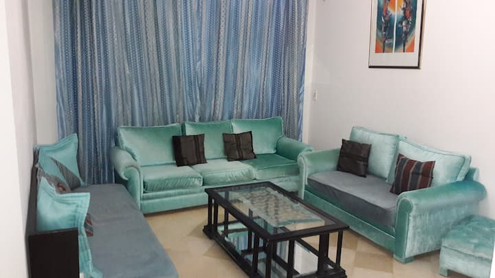 Vacation rental in Tunis